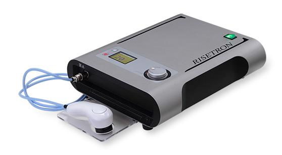 超短波治療器の最新型ライズトロン